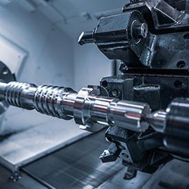 Bauteile für Maschinenbau und Anlagenbau