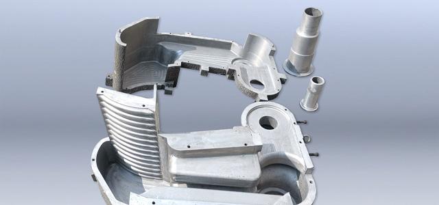 Metall-Gussteile für den Modellbau