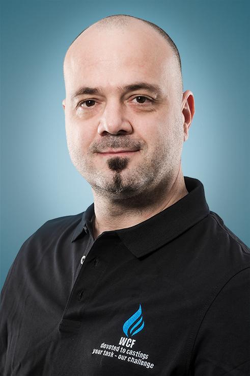 Markus Pacem Sales Representative | Konstruktion