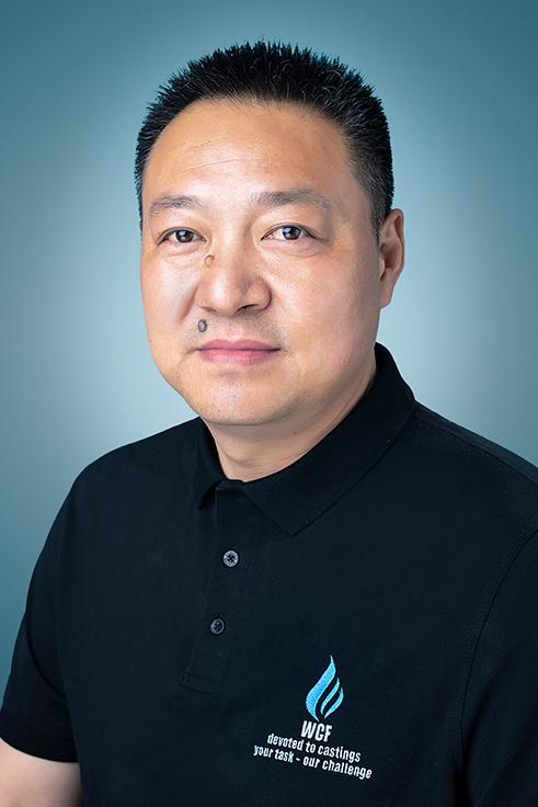 Weijie Zhu, Geschäftsführer