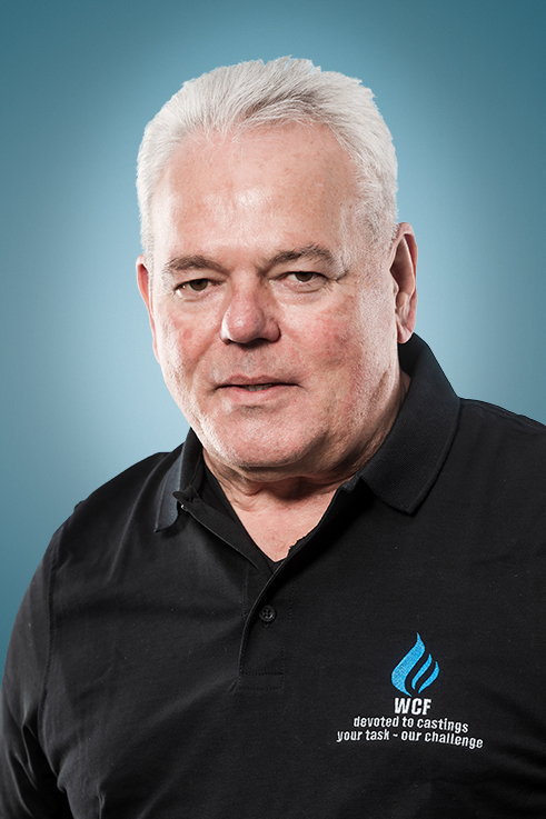 Wolfgang Meinus, Sales Representative