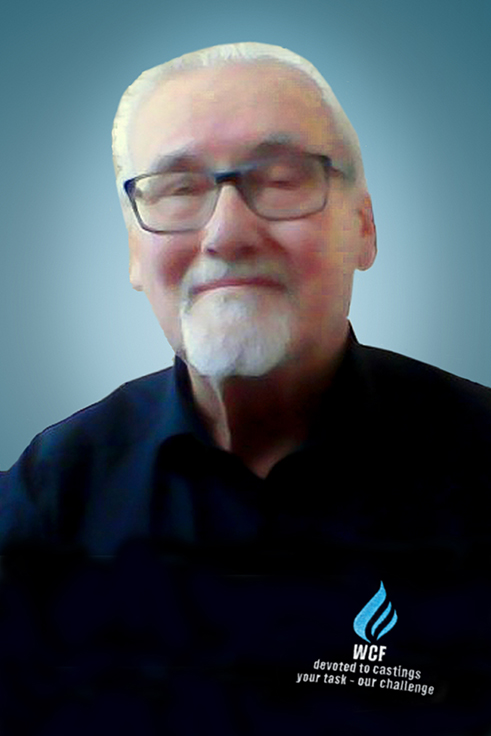 Helmut Fritz, Sales Representative